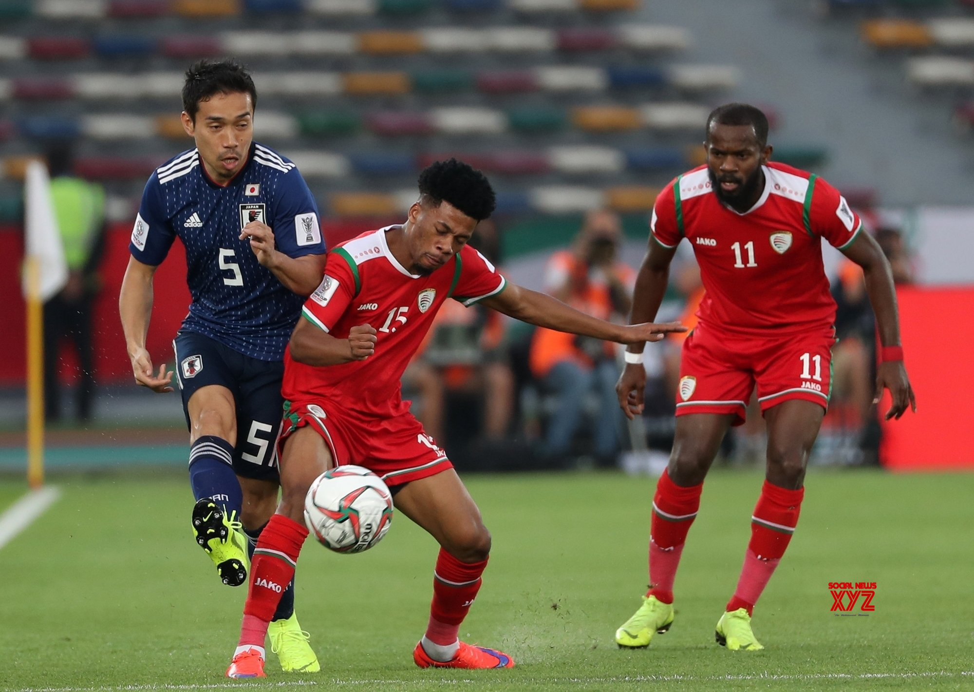 UAE - ABU DHABI - SOCCER - AFC ASIAN CUP 2019 - GROUP F - OMAN VS JAPAN #Gallery
