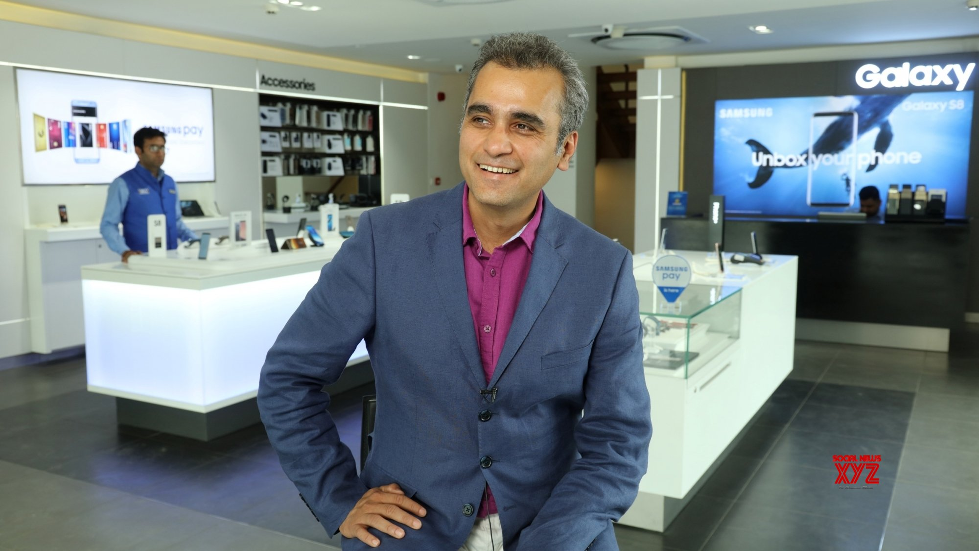 Samsung doesn't see India with one lens or one portfolio: Asim Warsi
