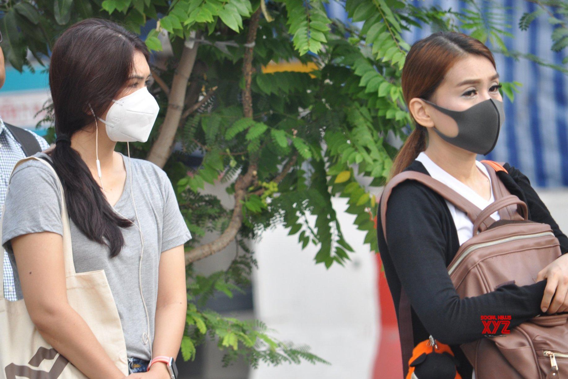 THAILAND - BANGKOK - AIR POLLUTION #Gallery