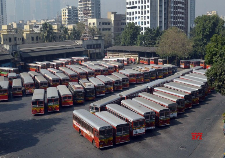 BEST strike hits Mumbai commuters for 7th day