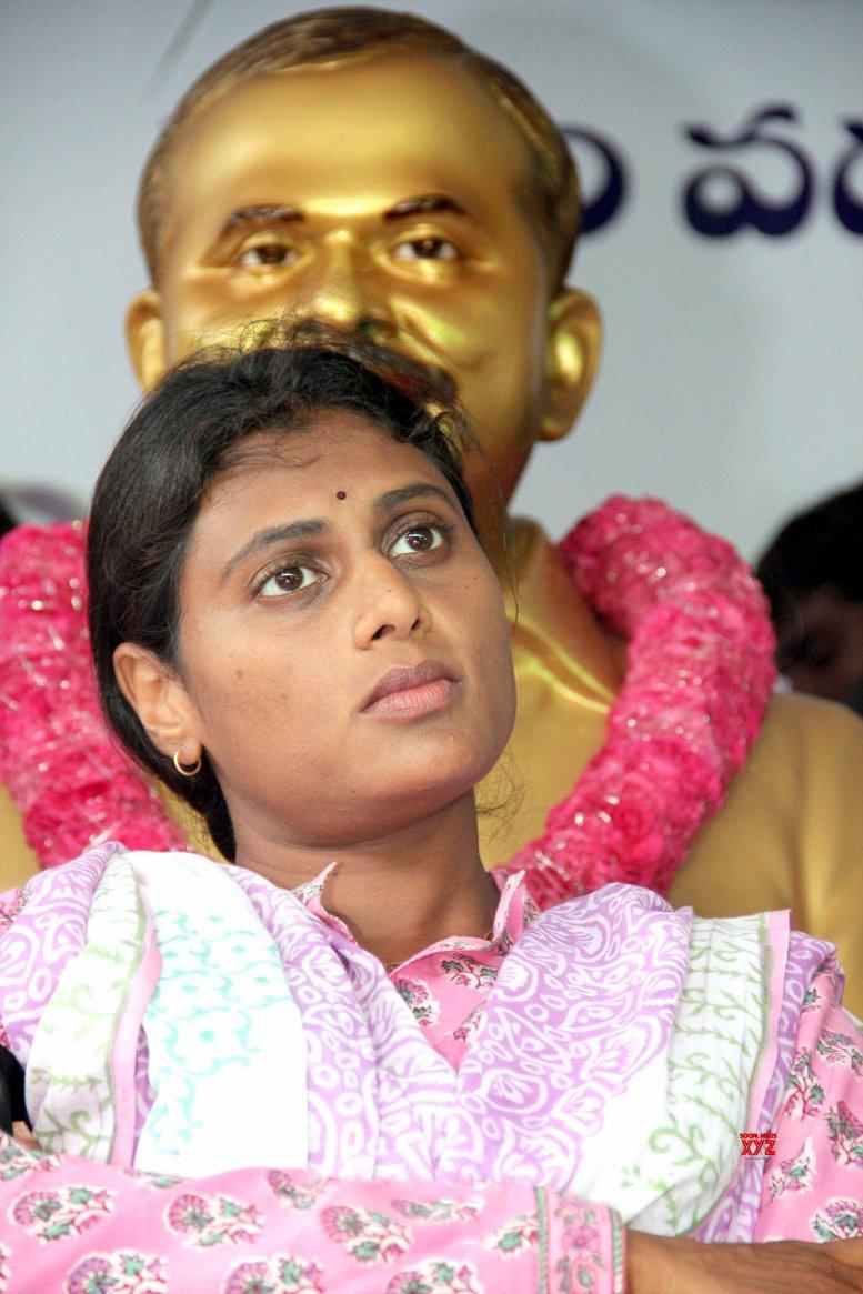 Jagan's sister seeks action against those defaming her on social media