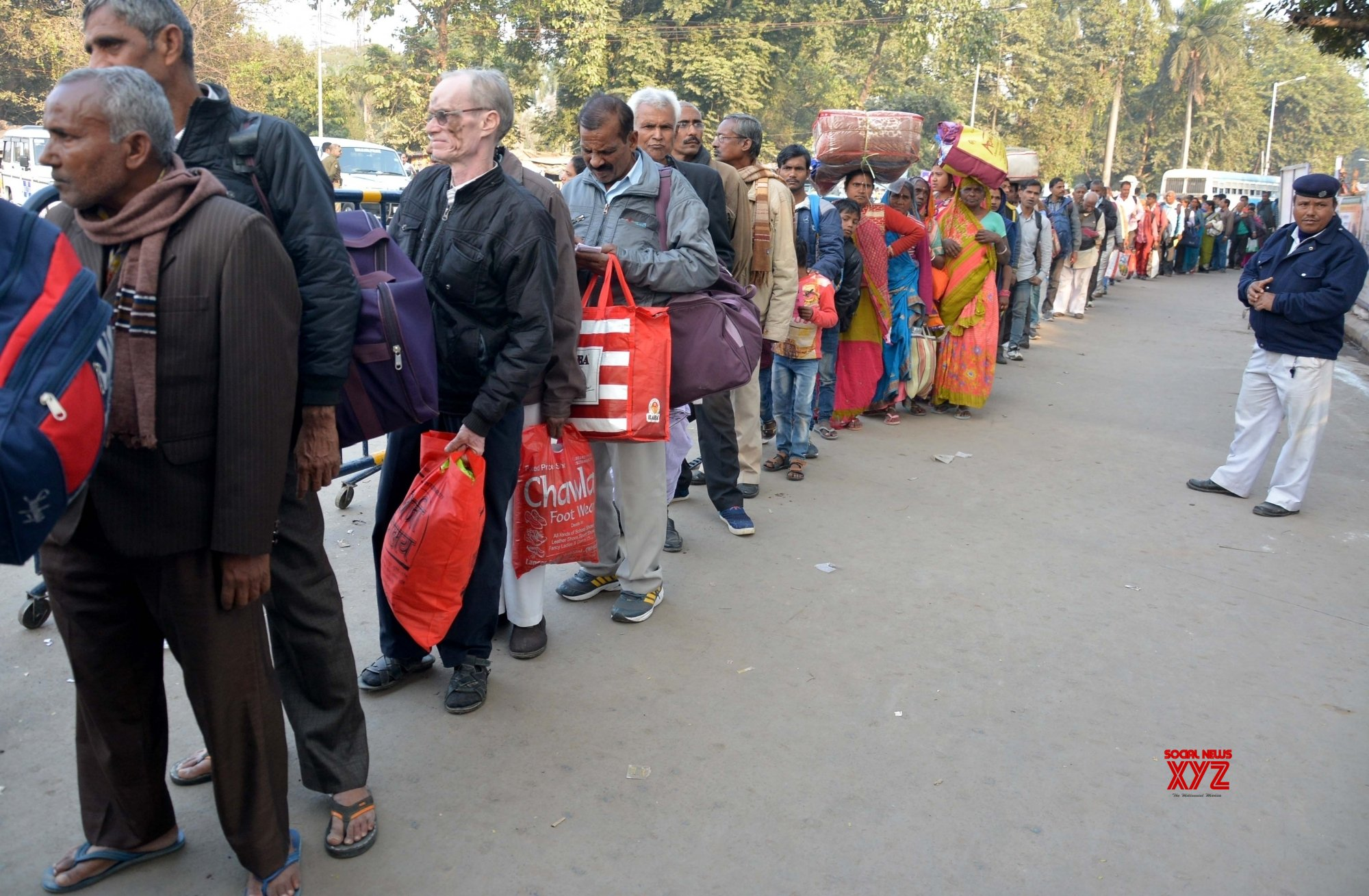 Security heightened in Bengal for Gangasagar Mela