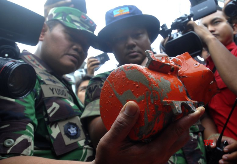 Indonesia finds second black box from crashed plane