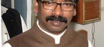 Hemant Soren.(File Photo: IANS)