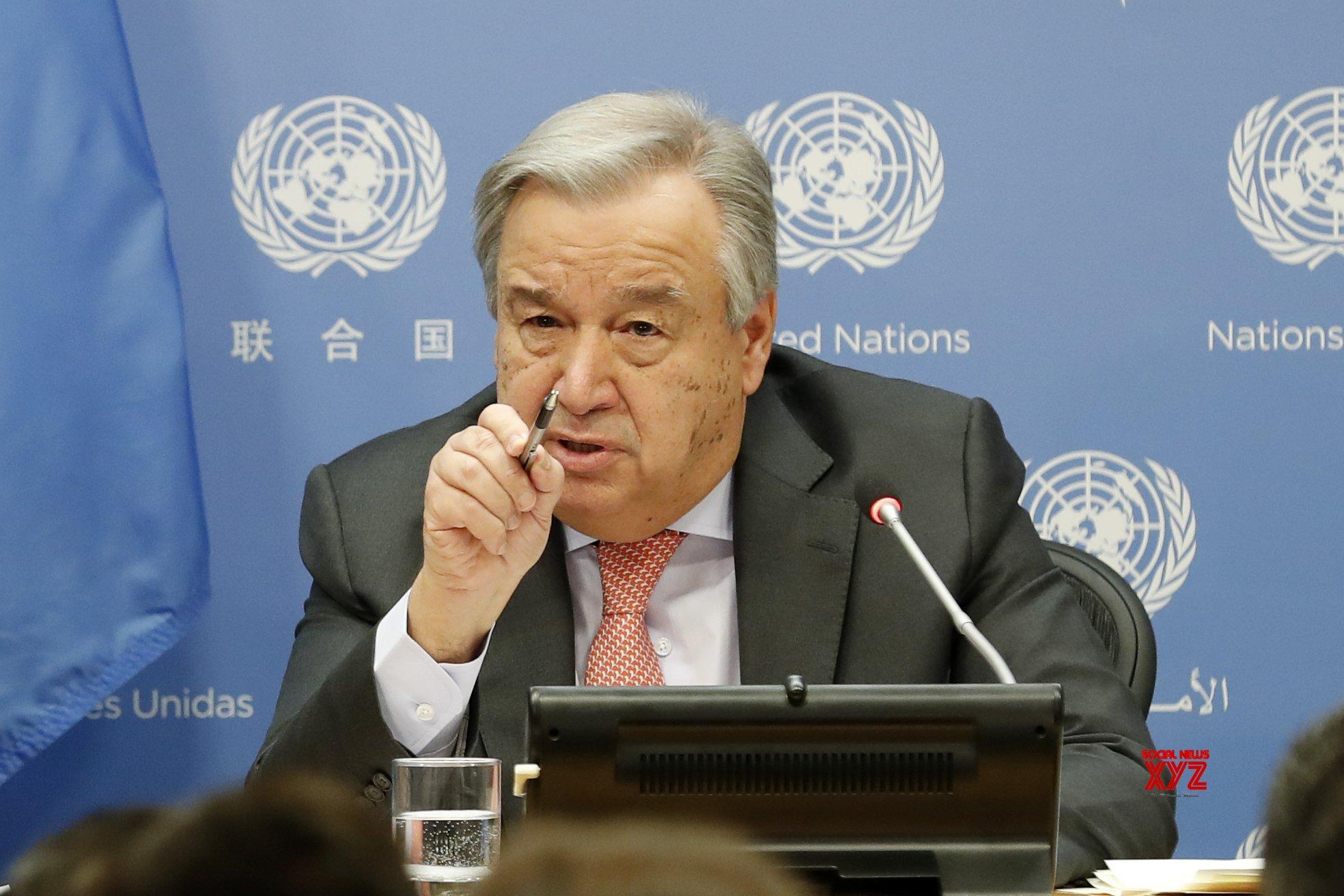 UN chief underscores radio's role in communications