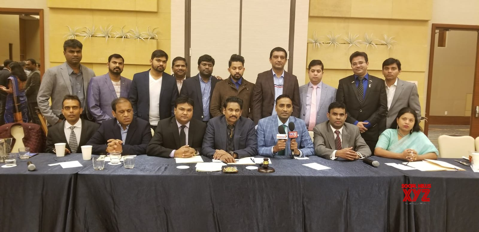 Telangana American Telugu Association (TATA) forms new board for 2019-2022