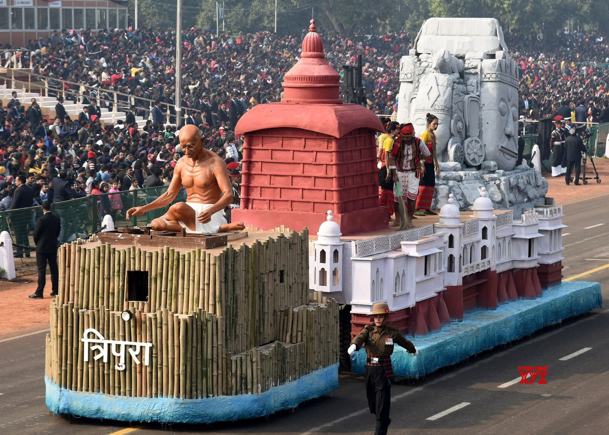 New Delhi: 2019 Republic Day parade rehearsals (Batch - 3) #Gallery