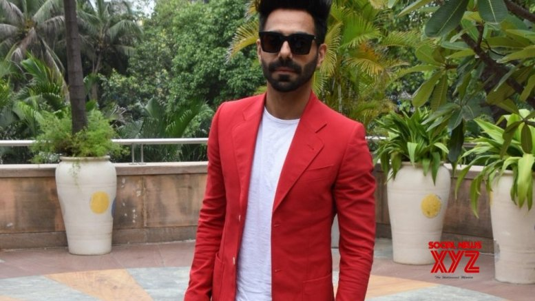 Aparshakti Khurana to play Bollywood superstar in debut OTT series
