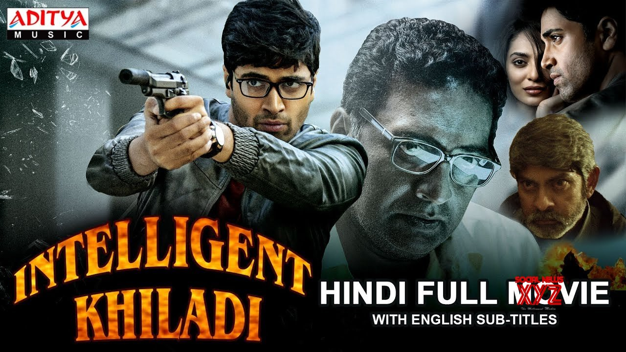 Ak Tha Khiladi Moovi Hindi: Goodachari Hindi Dubbed Full Movie ( Intelligent Khiladi