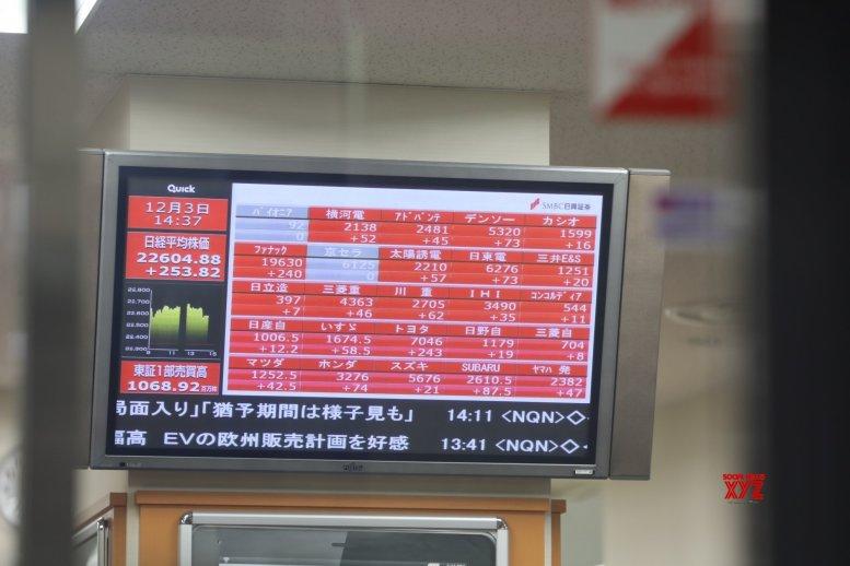 Japan's Nikkei advances on Wall Street's gains