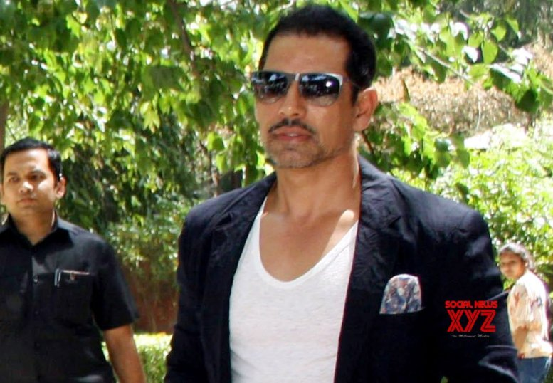 Bikaner land deals: Robert Vadra, mother questioned for 8 hours, told to appear again on Wednesday