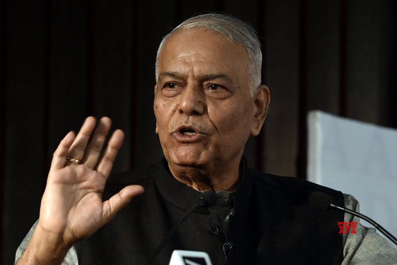 Citizenship Bill will not be passed: Yashwant Sinha