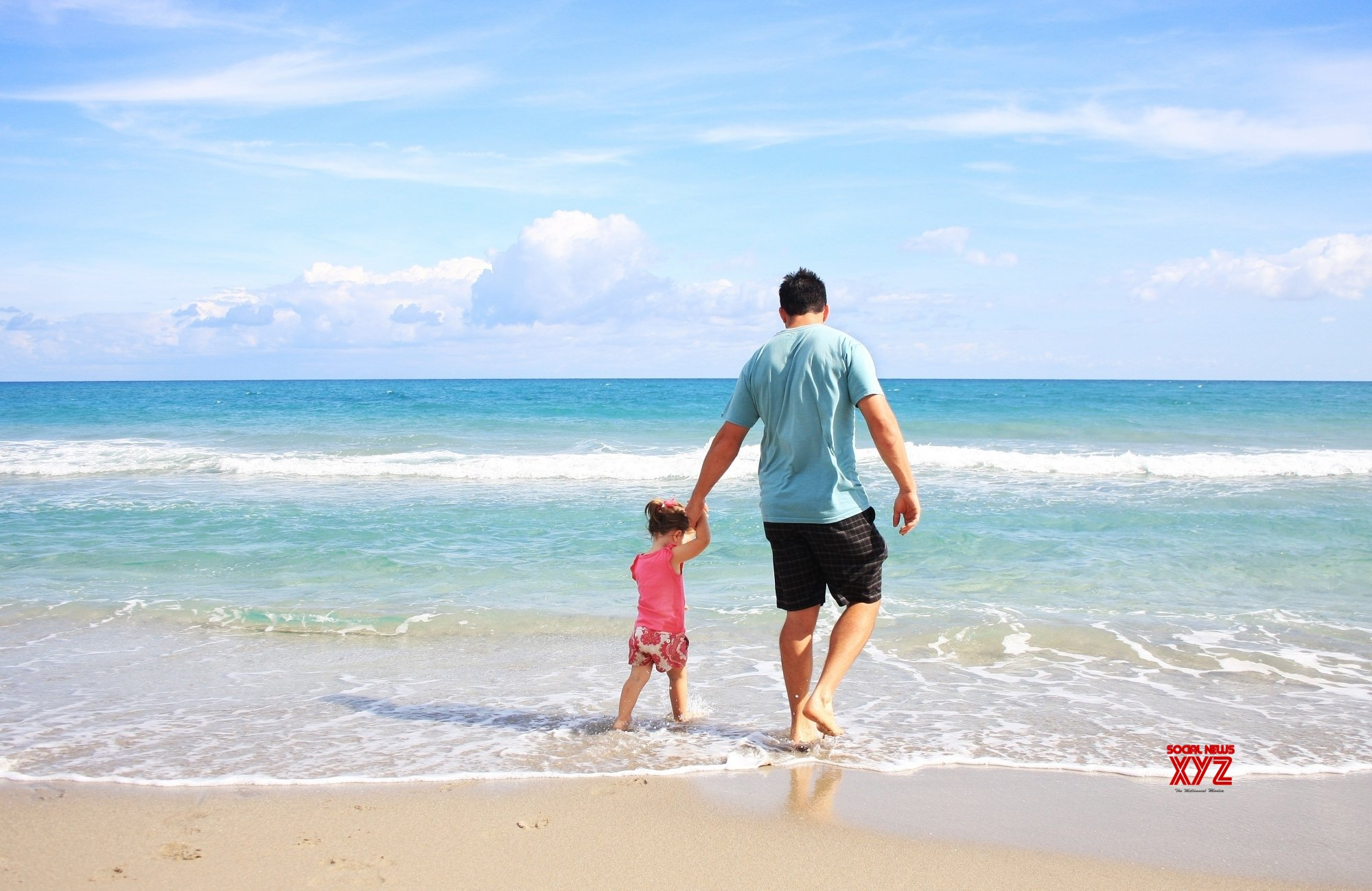This is how a father should spend time with kids: Study