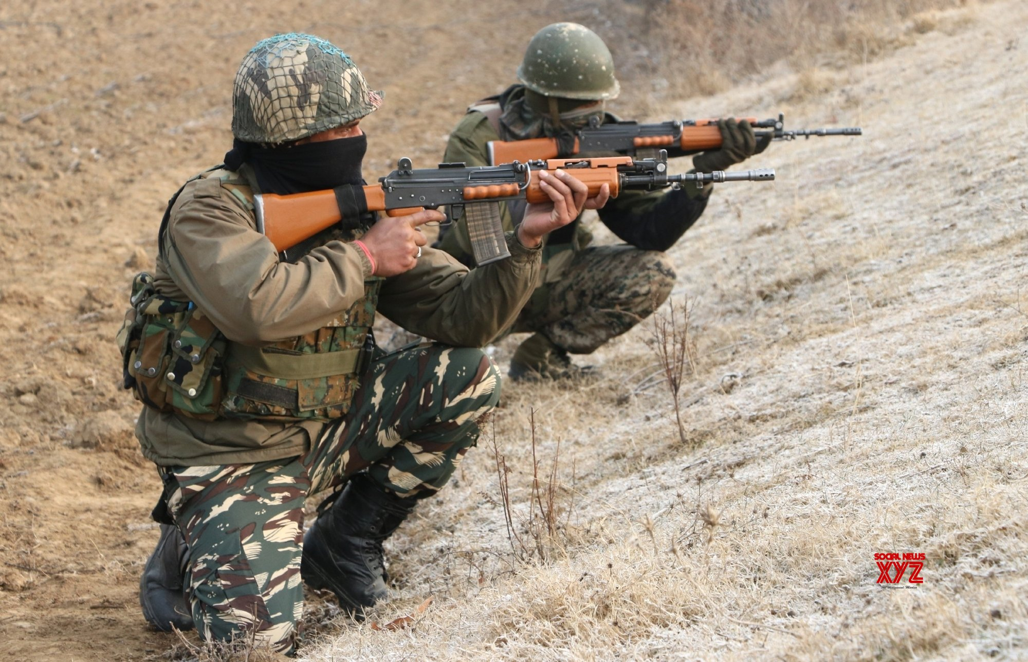 Pak violates ceasefire agreement, fires in J&K's Ramgarh sector