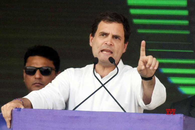 Rahul didn't ask any question in 16th Lok Sabha
