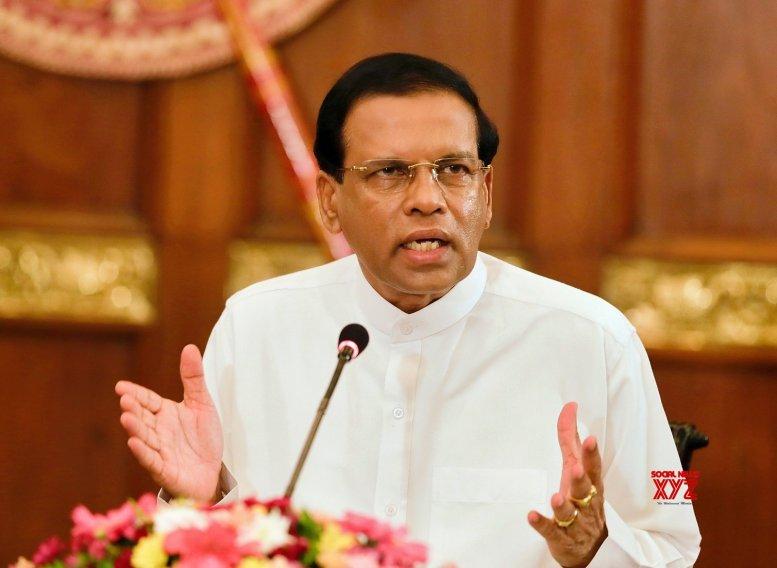 Sri Lanka President calls for unity during new year