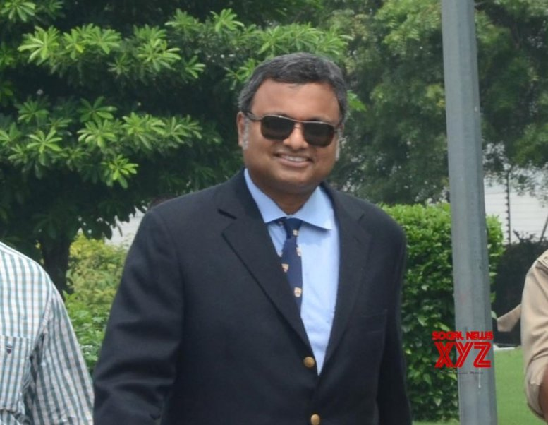 SC seeks response from Chidambaram's wife, son