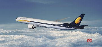 Jet Airways. (File Photo: Jet Airways)