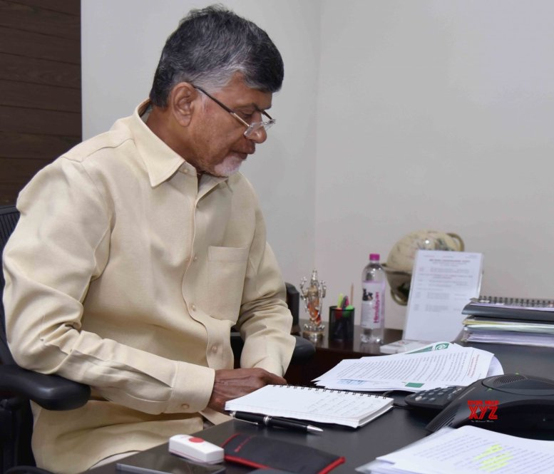 Andhra CM hits back at Modi with personal attacks