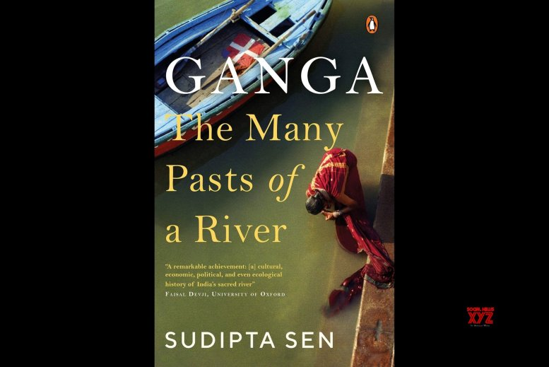 Ganga synonymous with threshold of afterlife, says new book