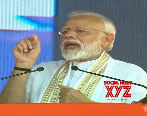 Opposition alliance an 'adulterated, club of rich': Modi