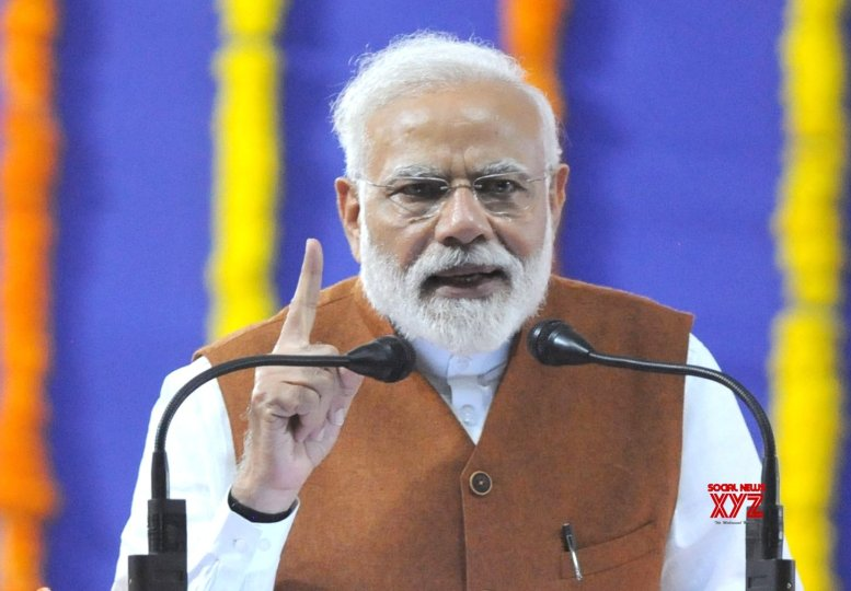 Global energy arena changing: Modi