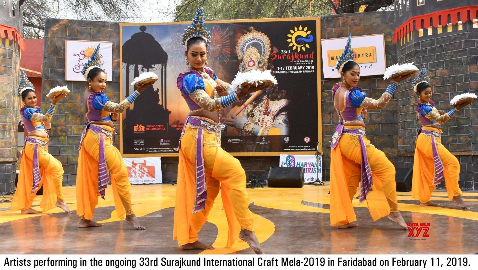 Faridabad: 33rd Surajkund International Craft Mela - 2019 #Gallery