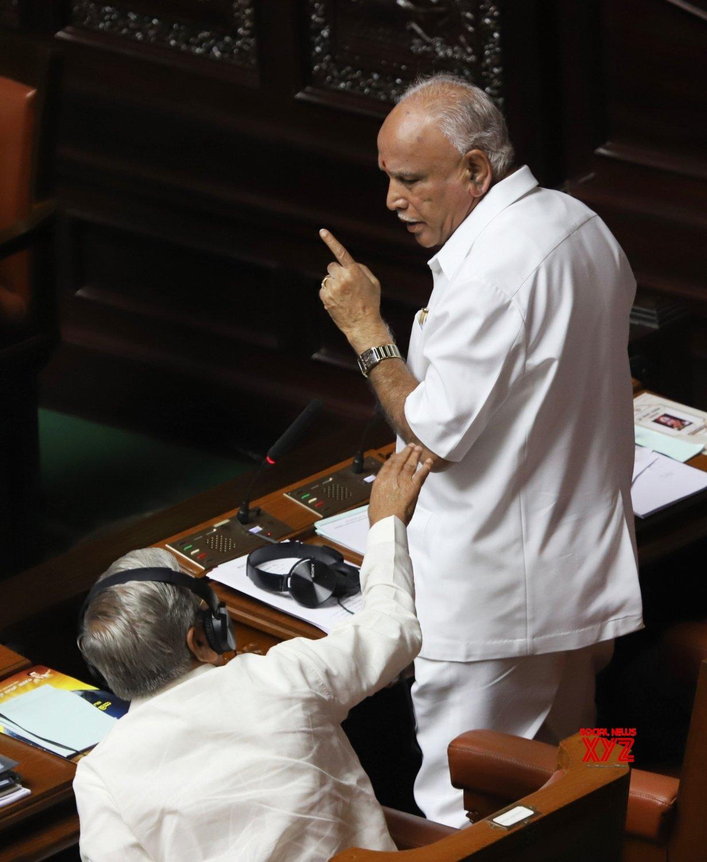 Bengaluru: Karnataka Assembly session #Gallery