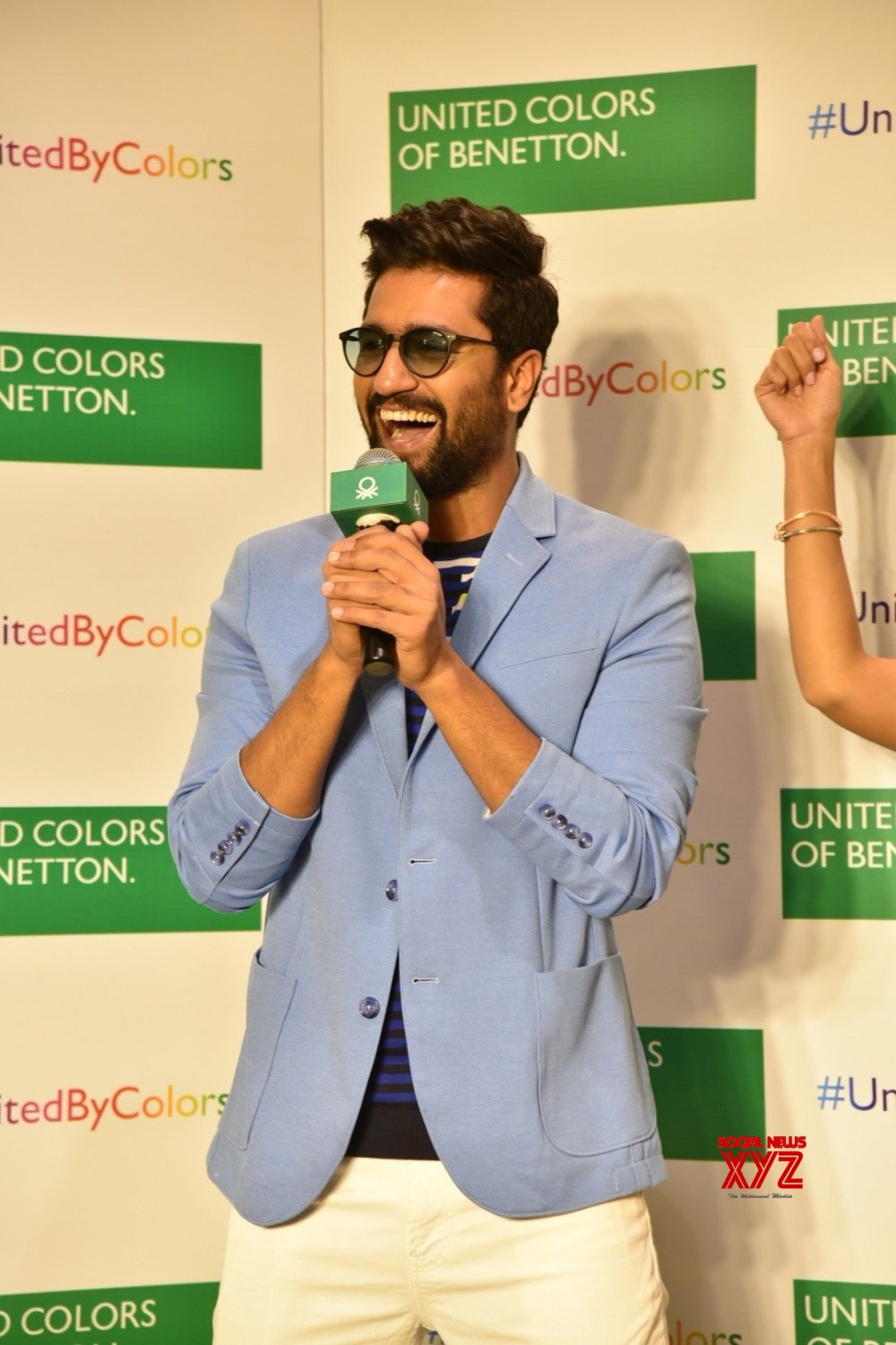 Mumbai: Vicky Kaushal at a store launch #Gallery