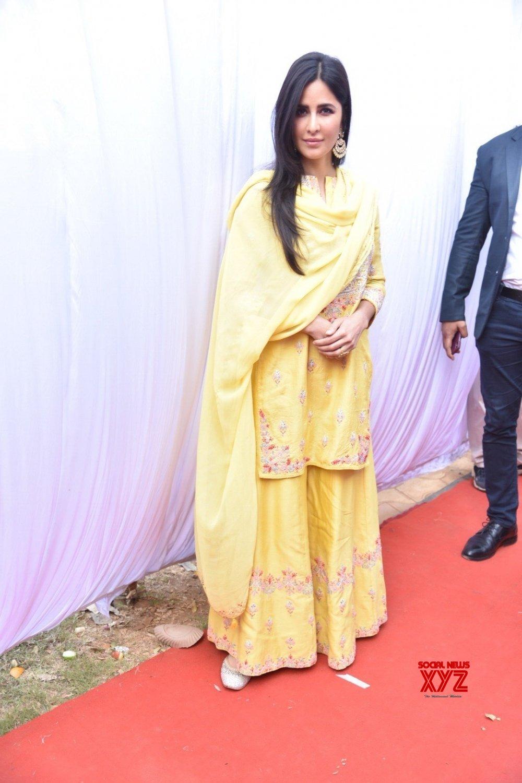 Mumbai: Saraswati Puja at Anurag Basu's house #Gallery