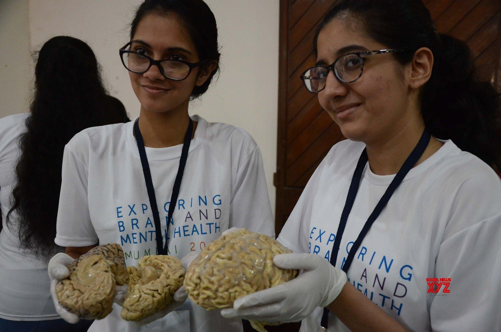 "Mumbai: ""Exploring Brain and Mental Health"" - Shane Warne #Gallery"