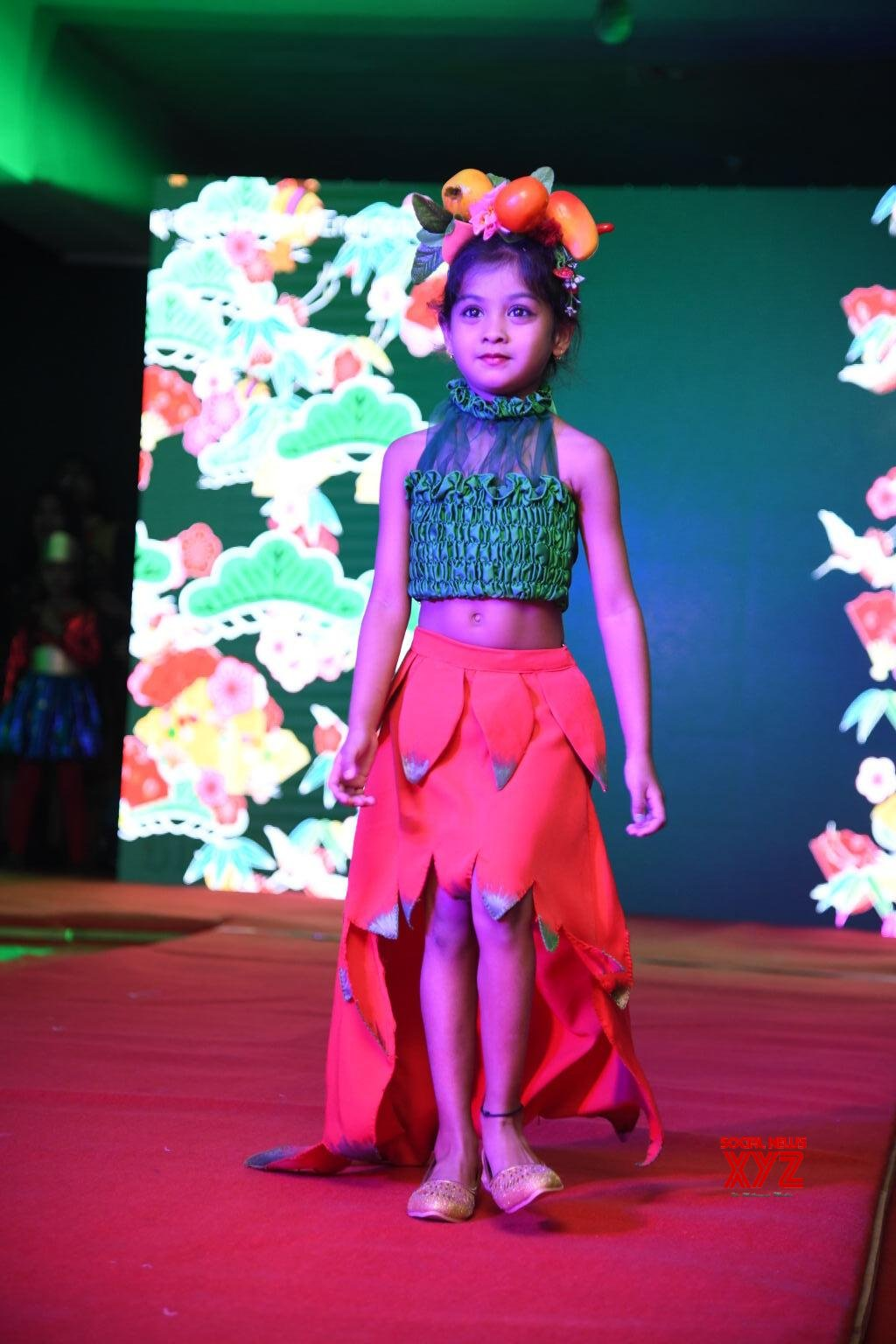 The Lakhotia College Of Design Presents Evolve The Kids Fashion Show Gallery