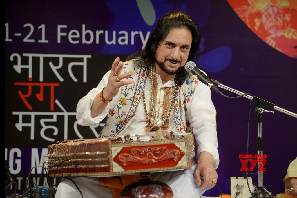 New Delhi: Bharat Rang Mahotsav 2019 - Bhajan Sopori #Gallery