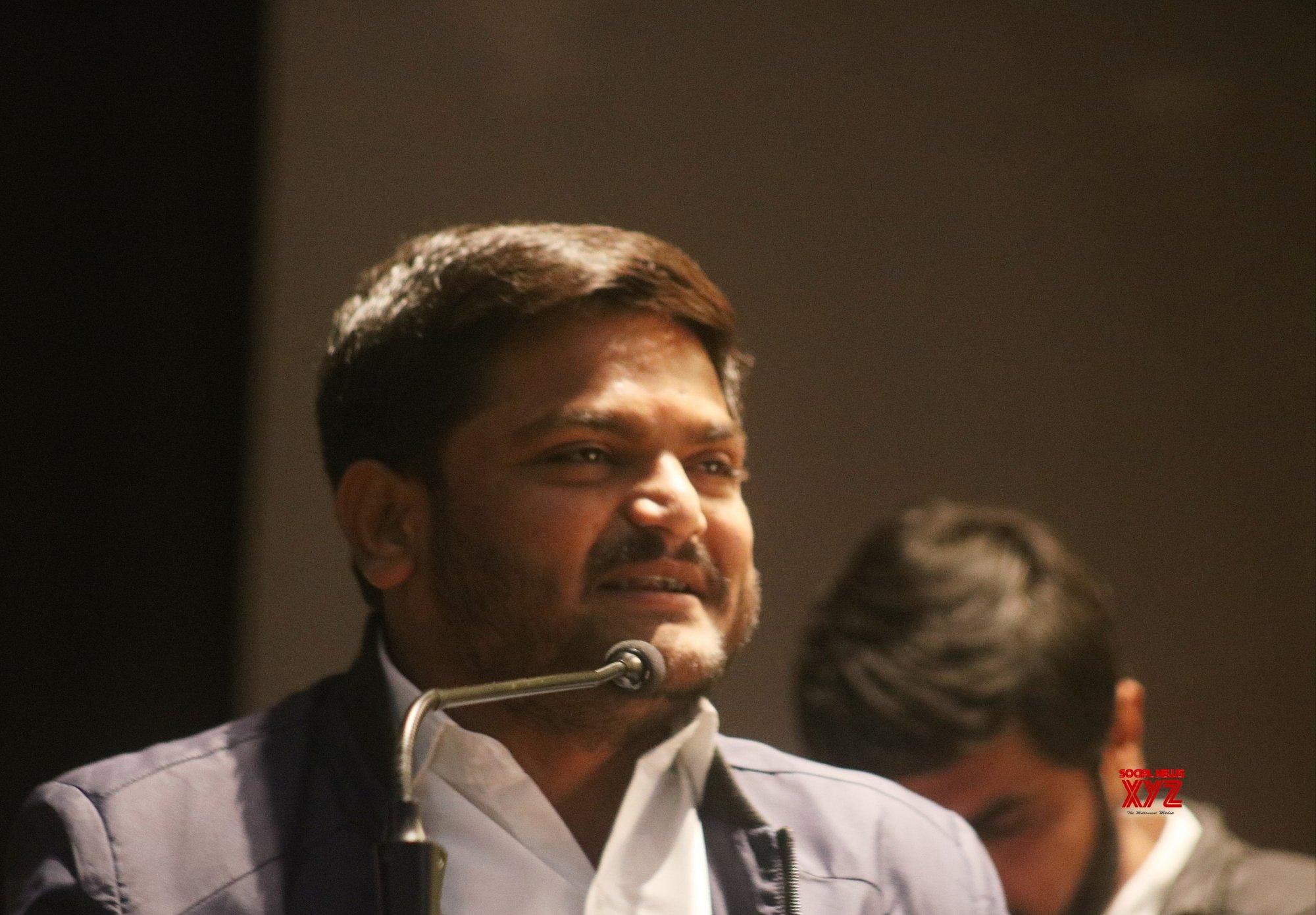 New Delhi: Yuva Adhikar Sammelan - Sharad Yadav, Hardik Patel #Gallery