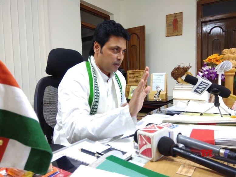 Adopt Kerala method to boost rubber production: Tripura CM