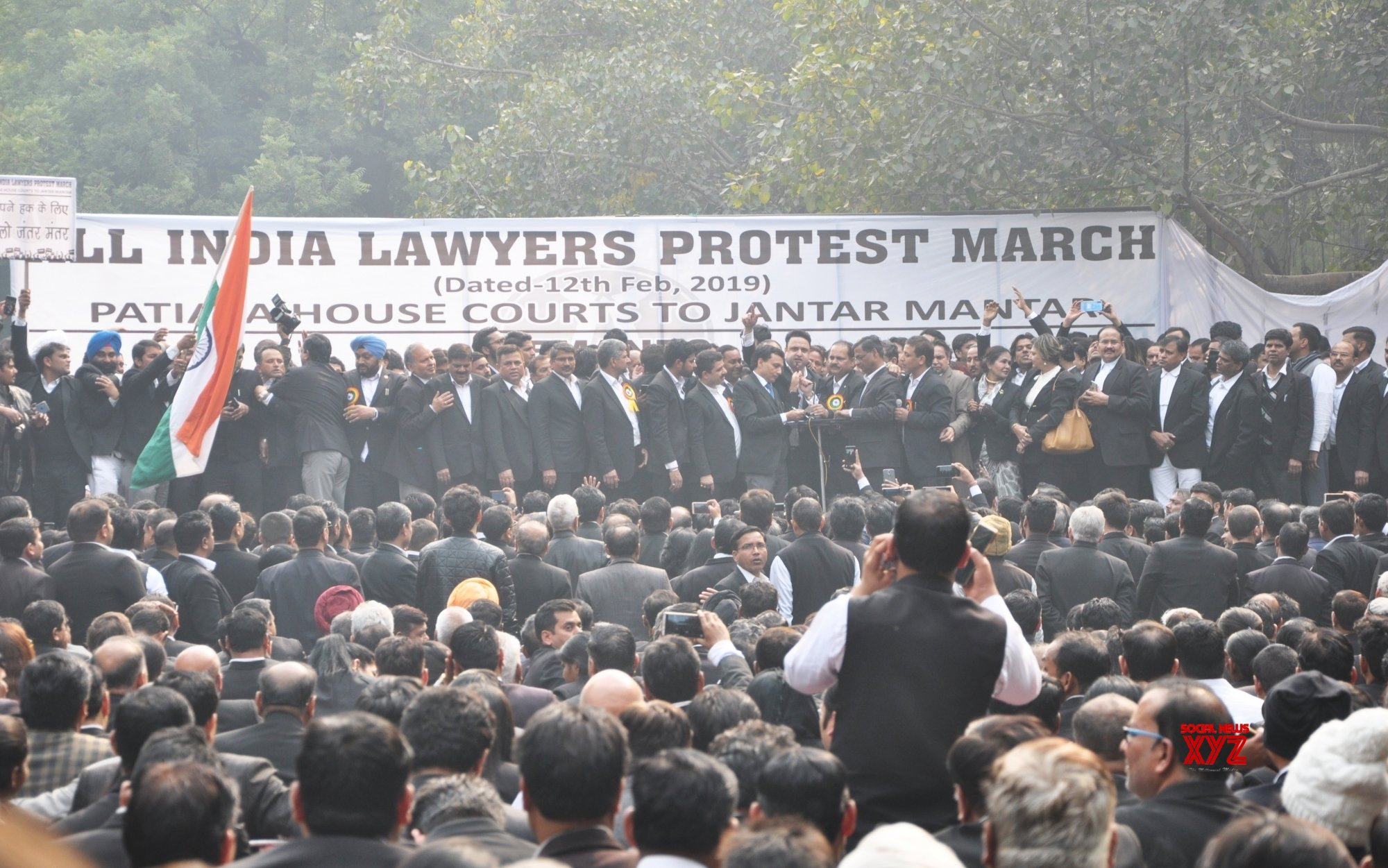 Budget outlay for lawyers' welfare sought