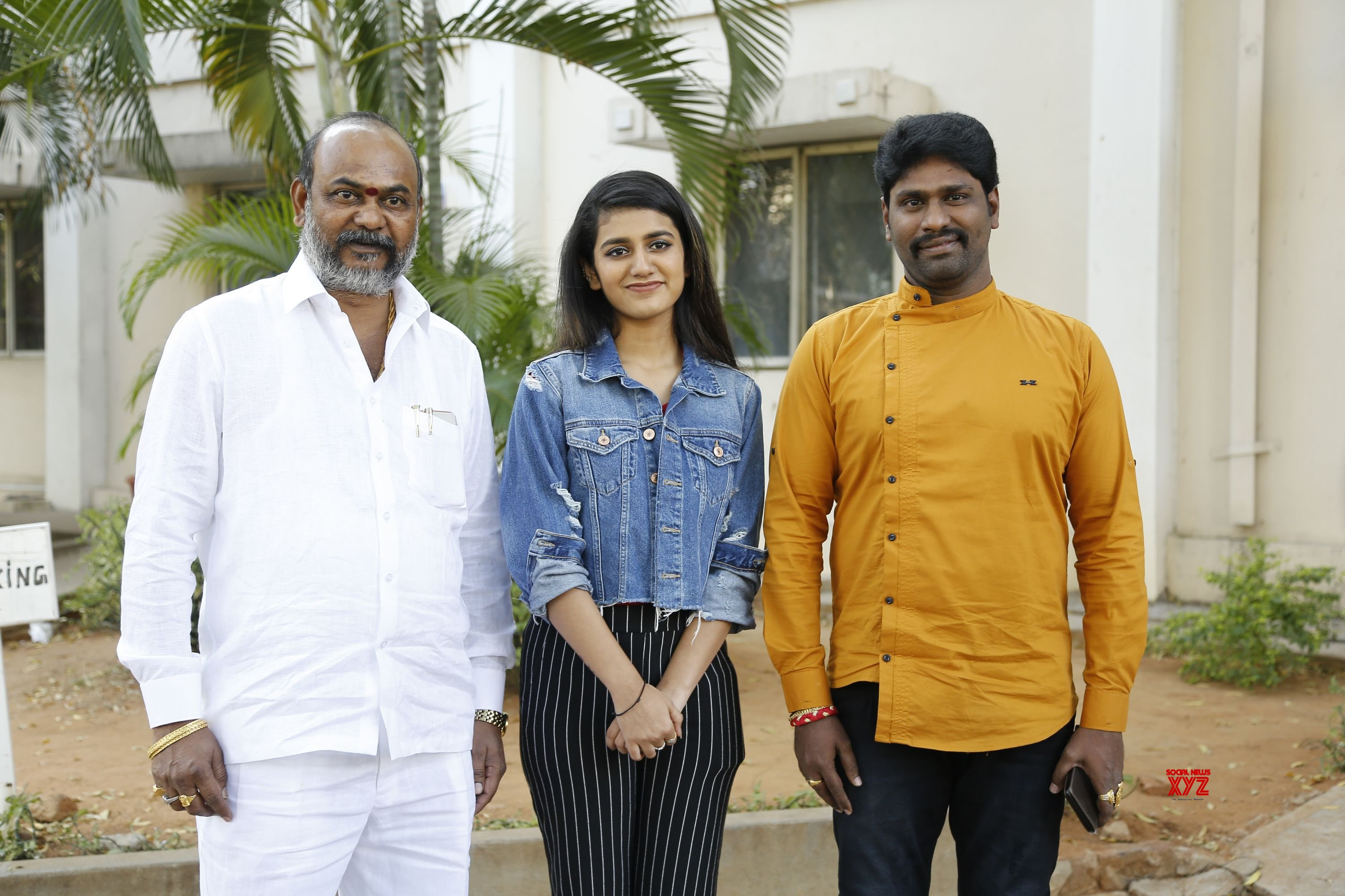 Lovers Day Pre Release Press Meet And Movie HD Stills