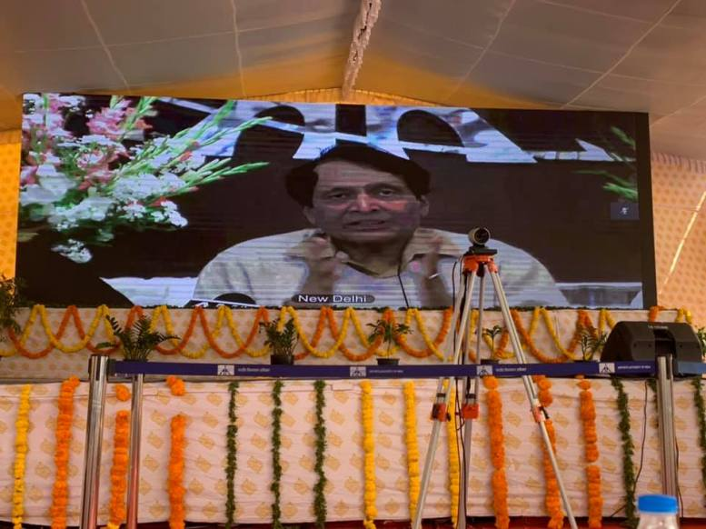 Prabhu launches 3 aviation projects in Andhra