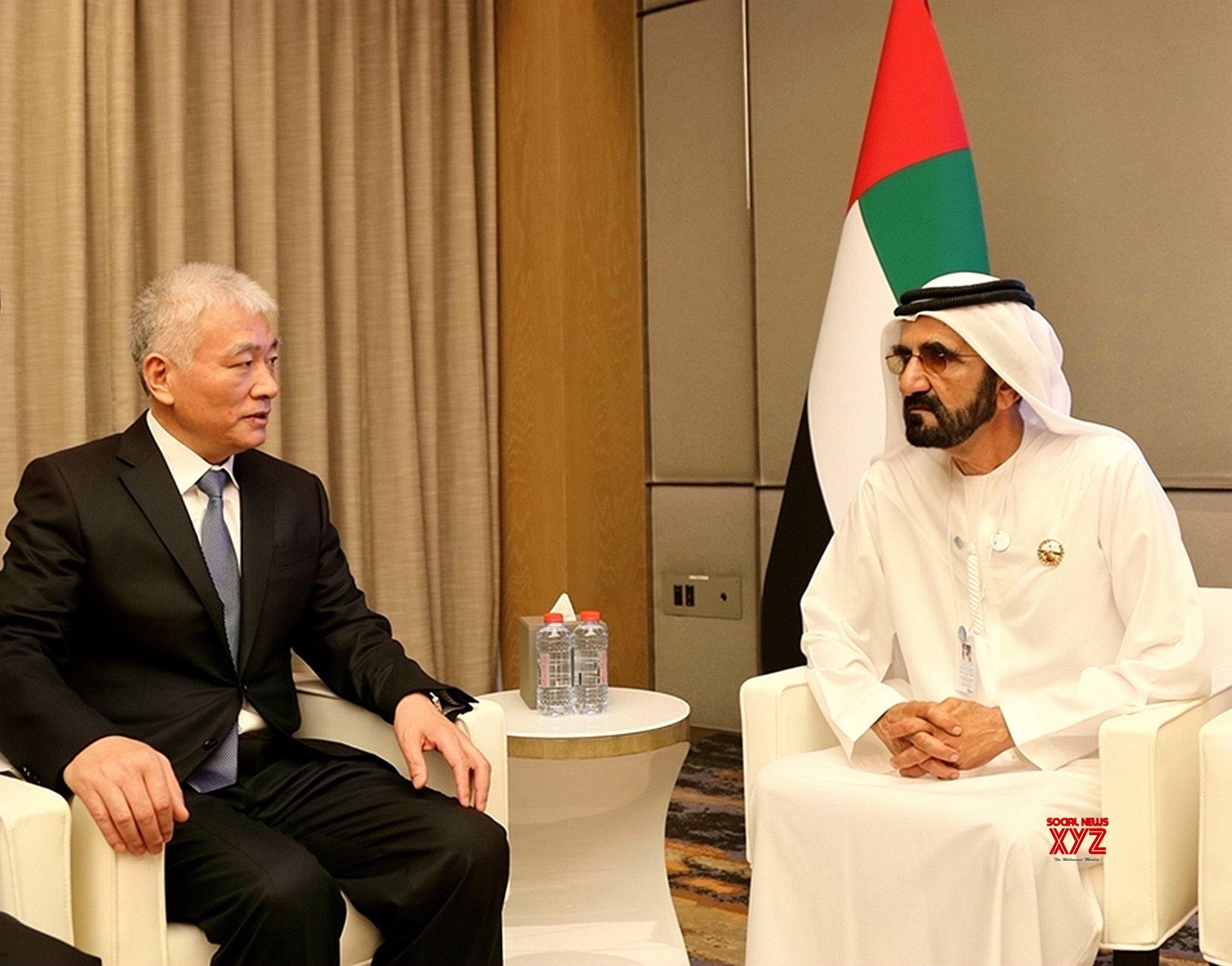 UAE - DUBAI - CHINA - WANG ZHIGANG - VISIT #Gallery