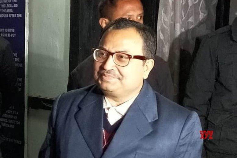 Kolkata top cop Kumar influencing probe, says ex-MP