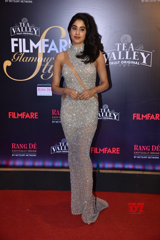 Mumbai: Filmfare Glamour And Style Awards 2019 - Janhvi Kapoor #Gallery