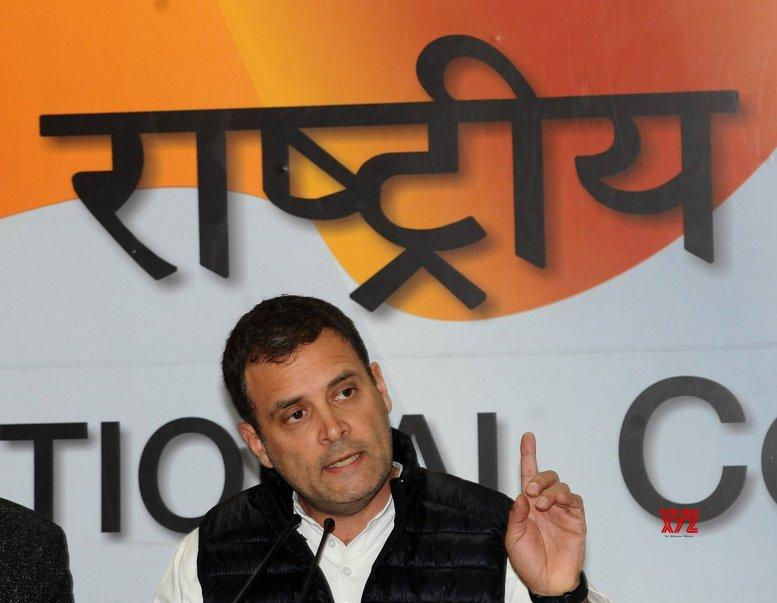 CAG report on Rafale deal eyewash: Rahul