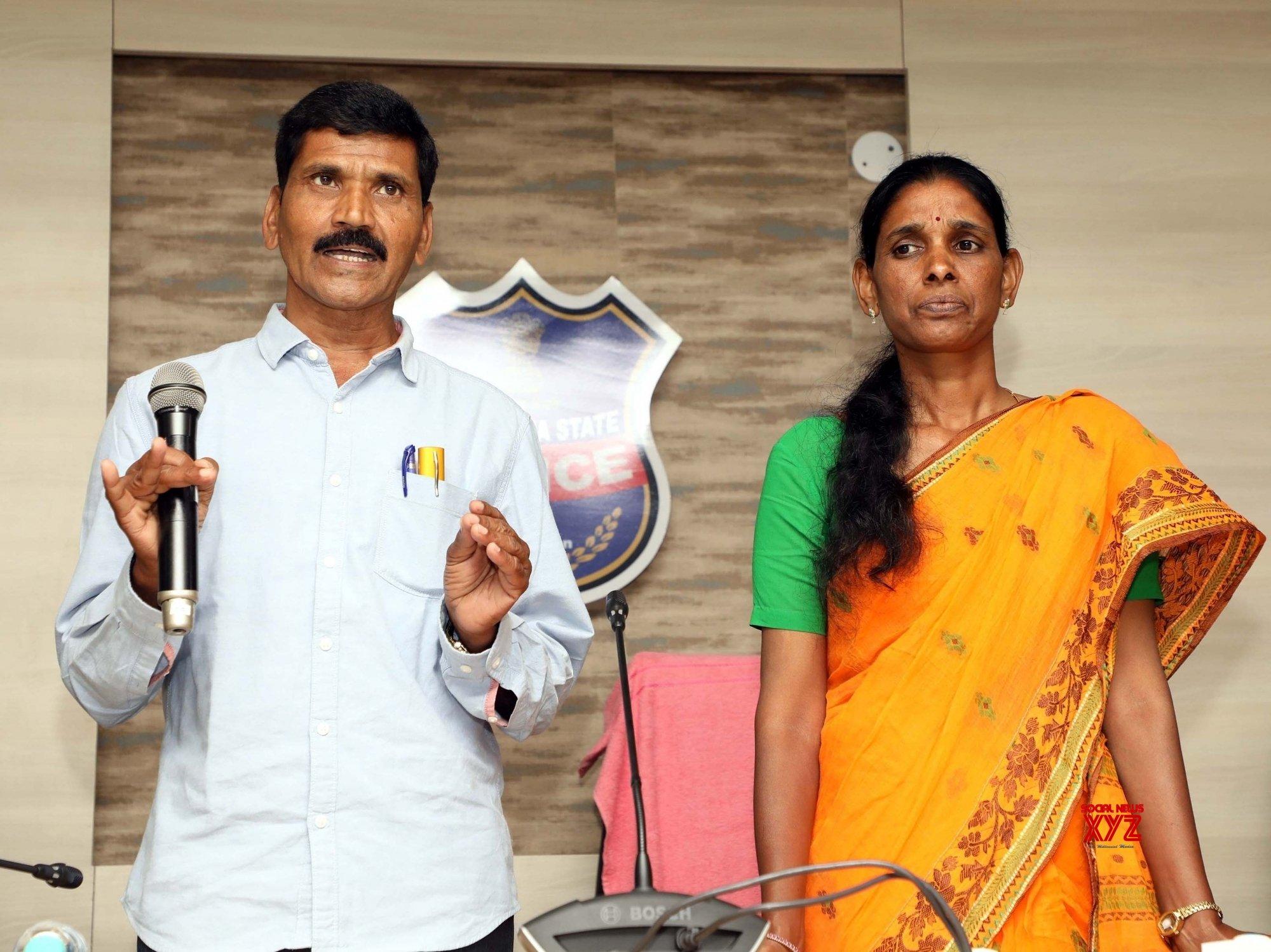 Hyderabad: Maoists surrender before Telangana police (Batch - 2) #Gallery