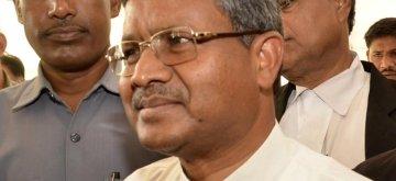 Former Jharkhand Chief Minister Babulal Marandi. (File Photo: IANS)