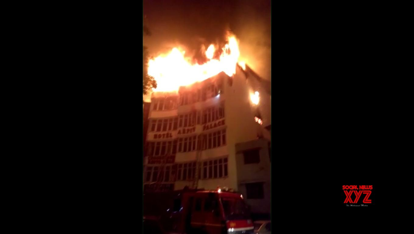 Delhi hotel fire: DNA test to decide fate of missing supervisor