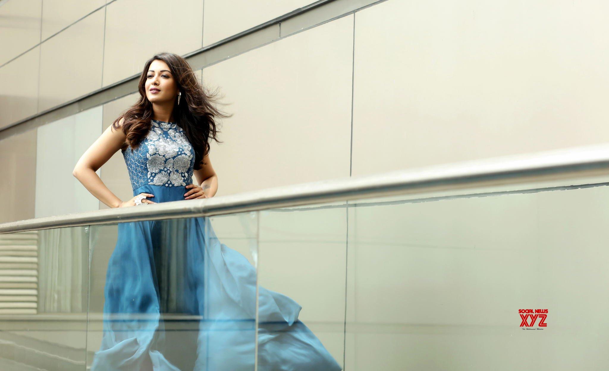Actress Catherine Tresa Photo Shoot Stills