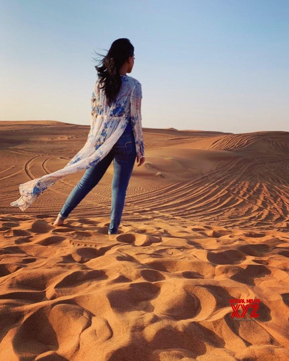Actress Anu Emmanuel Latest Insta Stills