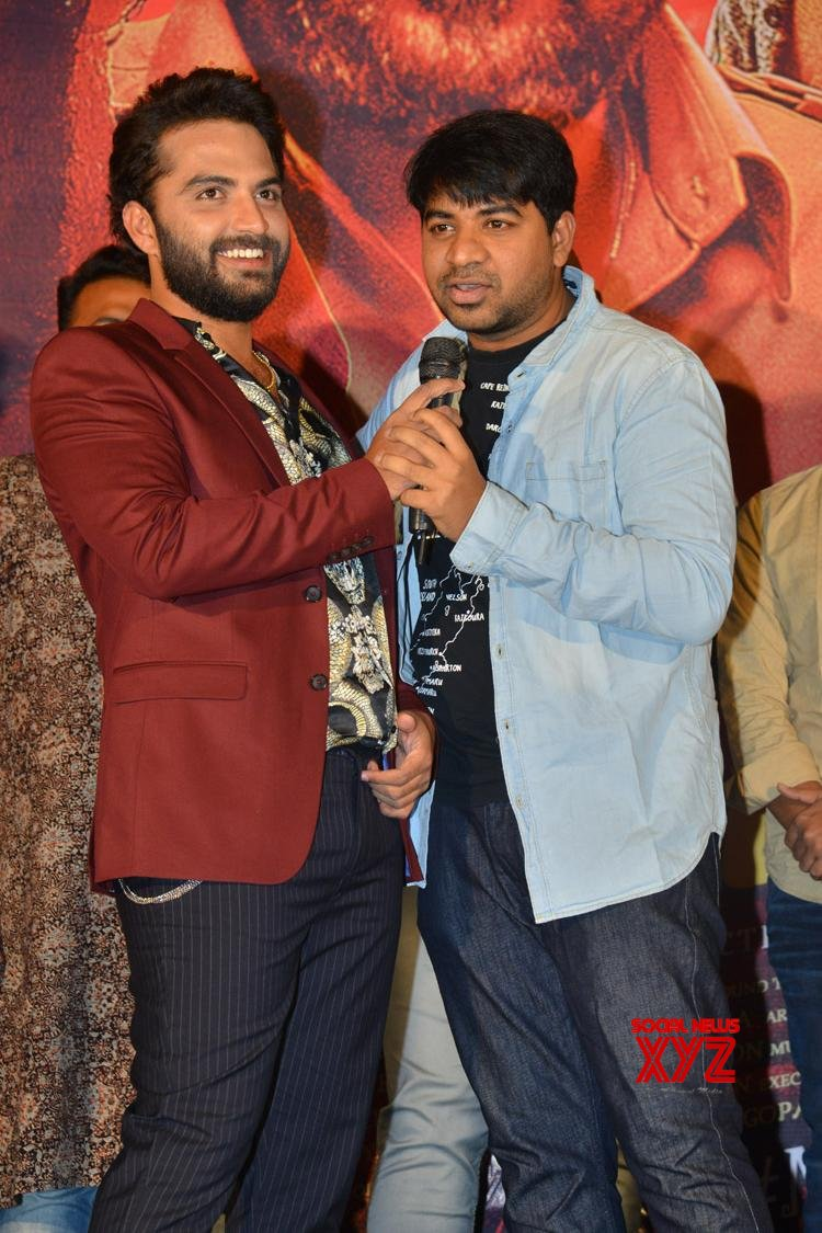 Falaknuma Das Movie Teaser Launch Gallery