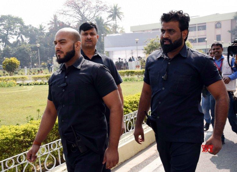 Tej Pratap Yadav's armed guards roam inside Bihar Assembly, DGP promises action