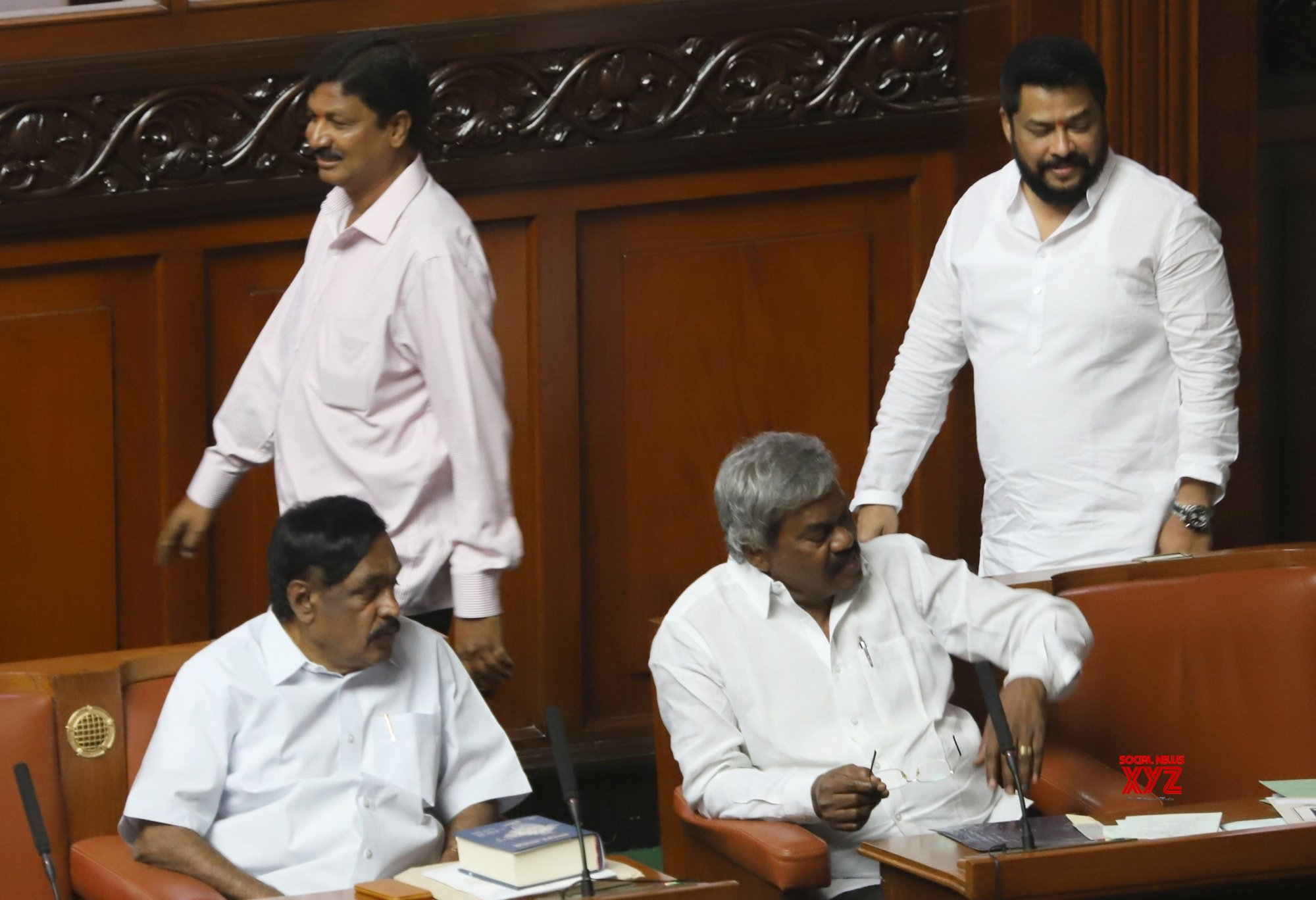 Bengaluru: Karnataka Assembly Budget Session (Batch - 2) #Gallery
